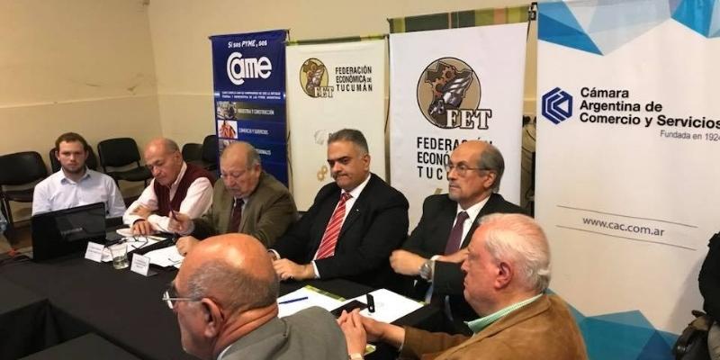 CCILAR PARTICIPÓ DEL ENCUENTRO DE LA REGIÓN NOA DE CAME